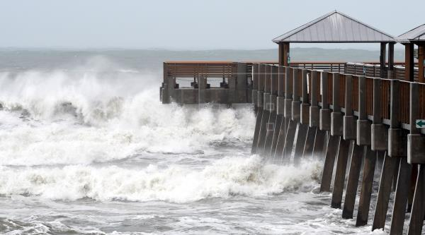 Distrito Naval advierte sobre fuerte oleaje en el mar caribe Managua. Radio La Primerísima