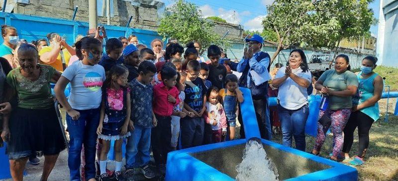 Mejorarán servicio de agua en barrio San Judas Managua. Radio La Primerísima