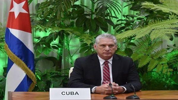 Presidente de Cuba rechaza campañas de desprestigio La Habana. Telesur