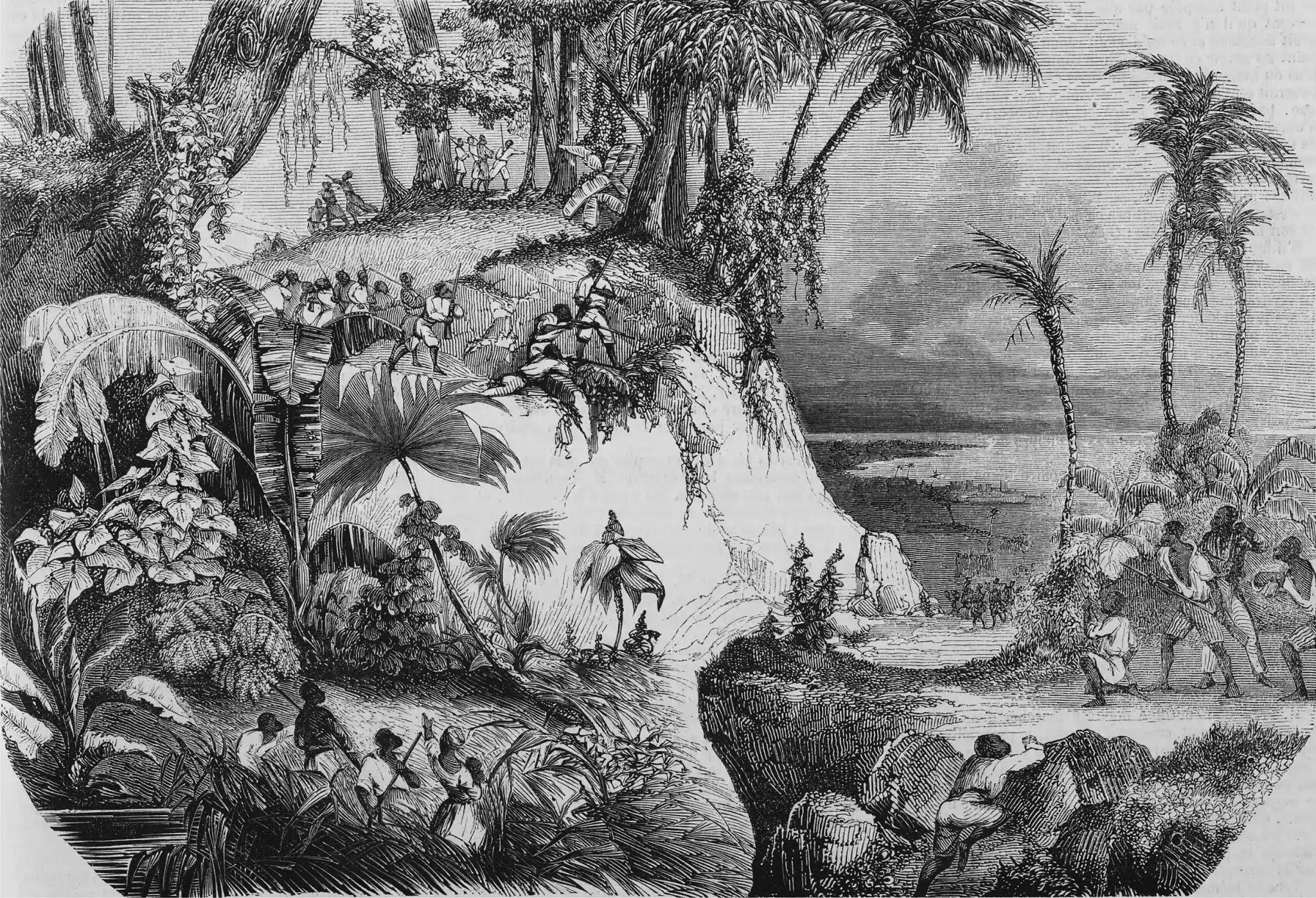 Haití y su aporte a la independencia latinoamericana Por Edgar P. Galo