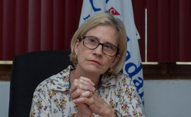 Migración cancela pasaporte a Carmela Rogers Managua. Radio La Primerísima