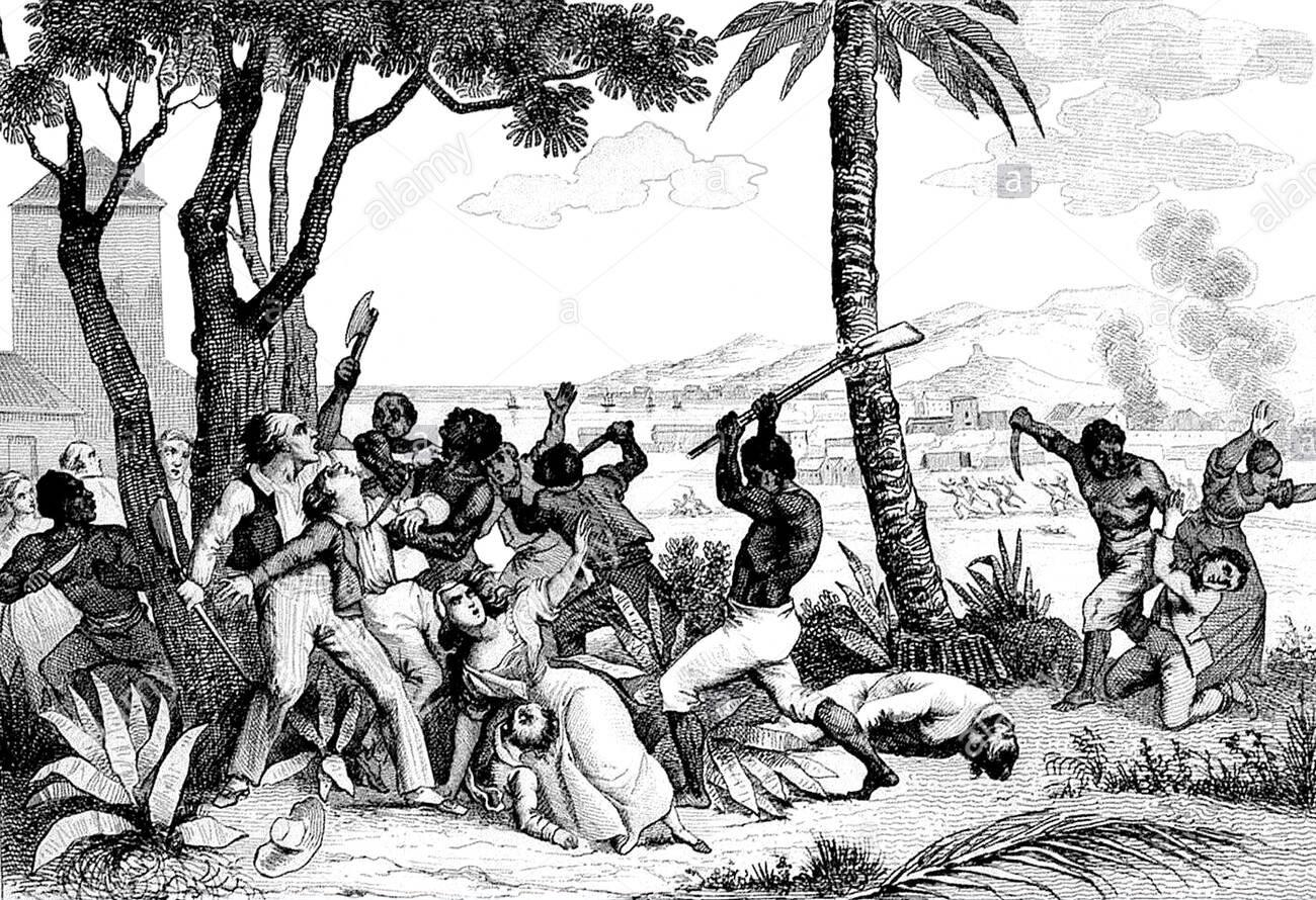 «Olvidar Haití es olvidar el imaginario de la Revolución» Por Lautaro Rivara   Revista América Latina en Movimiento No. 553