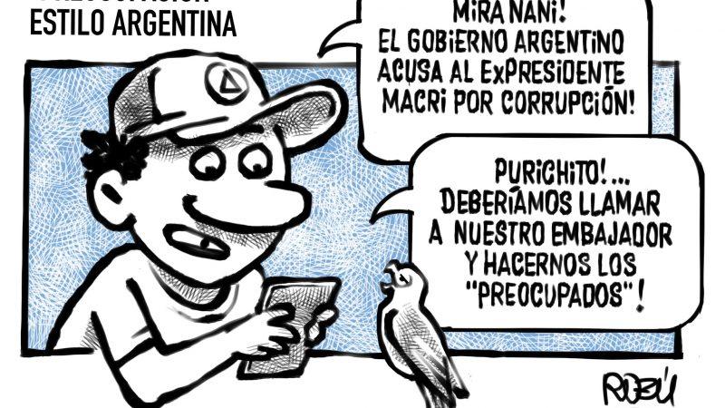 Argentina, EEUU después vendrá por vos Por Lois Pérez Leira | Tercer Información, Chile