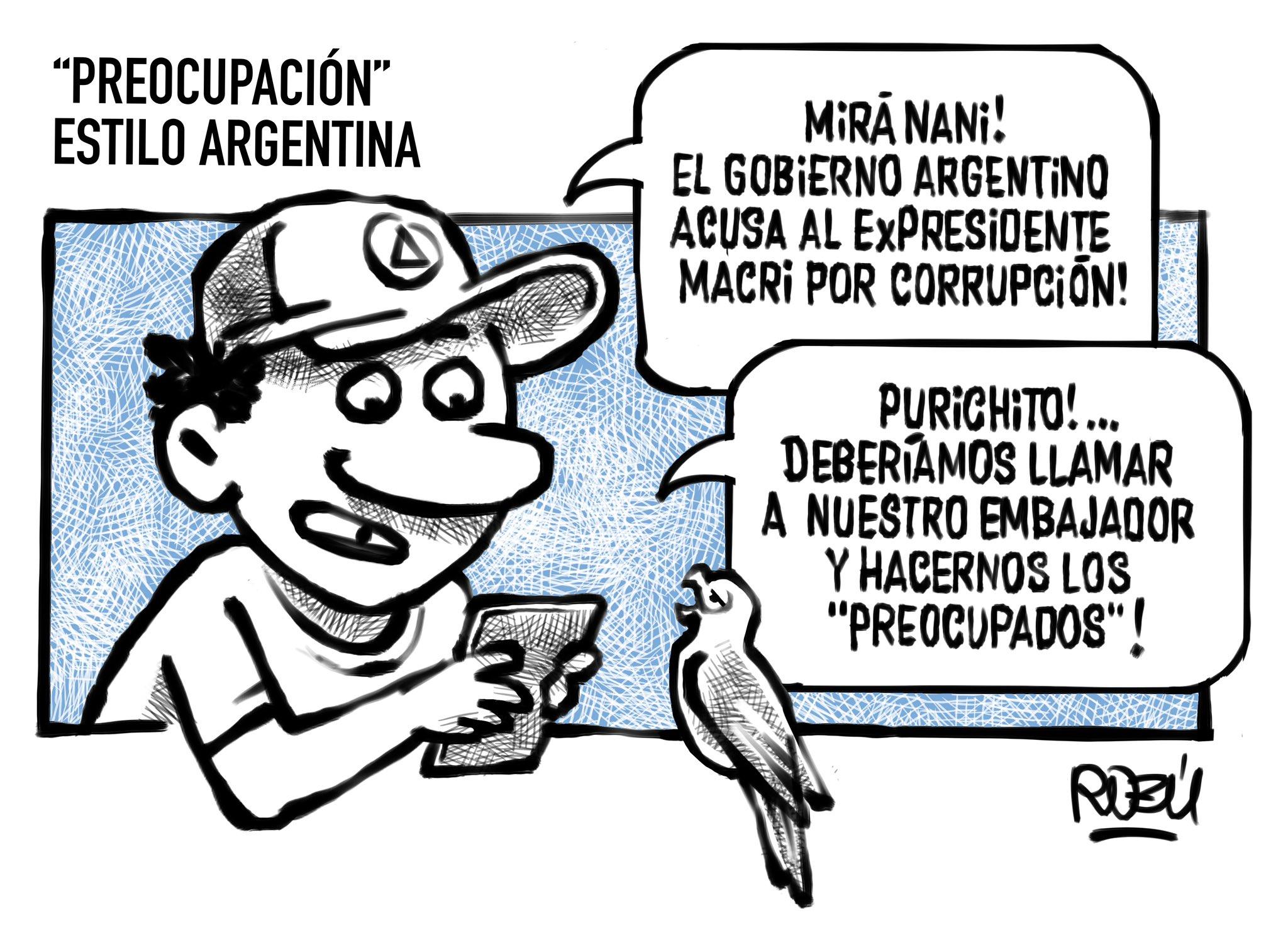 Argentina, EEUU después vendrá por vos Por Lois Pérez Leira   Tercer Información, Chile