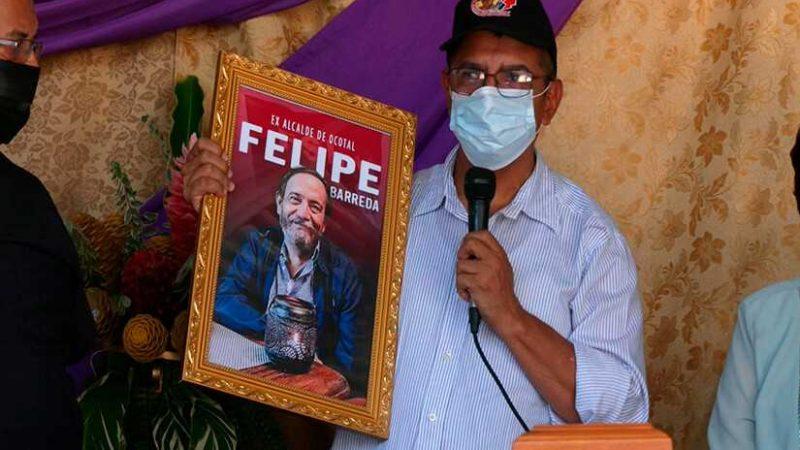 Alcaldía de Ocotal declara hijo dilecto a Felipe Barreda Managua. Radio La Primerísima