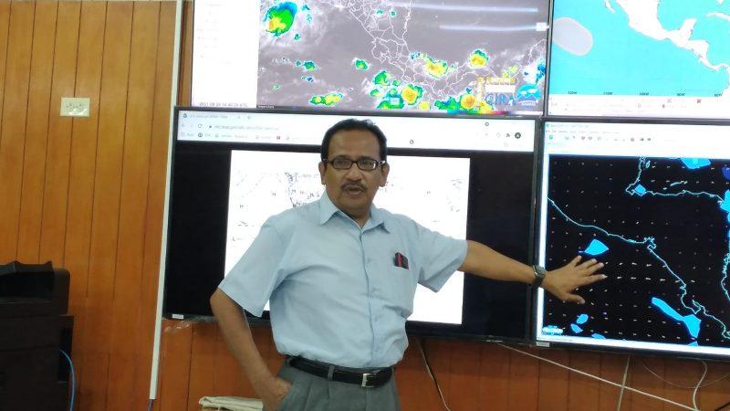 INETER pronostica mañanas soleadas y tardes lluviosas Managua. Radio La Primerísima