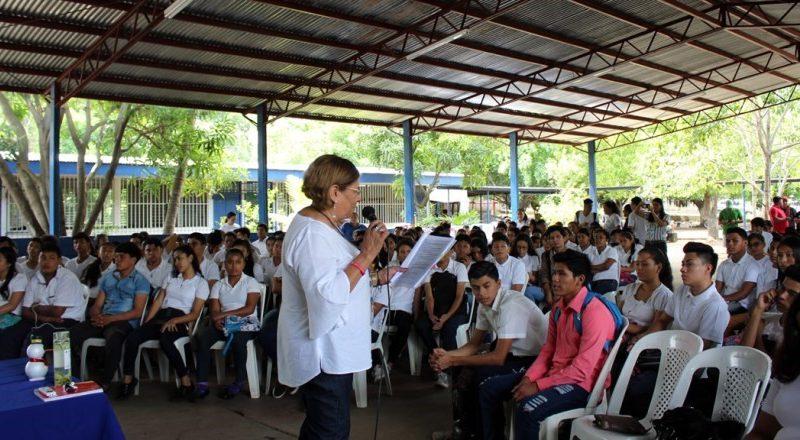 Futuros bachilleres conocerán oferta académica de universidades e INATEC Managua. Radio La Primerísima