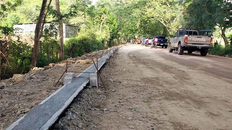 Inicia adoquinado entre Pueblo Nuevo y Limay Managua. Radio La Primerísima