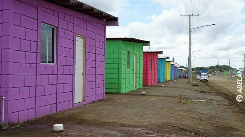 Entregarán 150 viviendas en Managua Managua. Radio La Primerísima