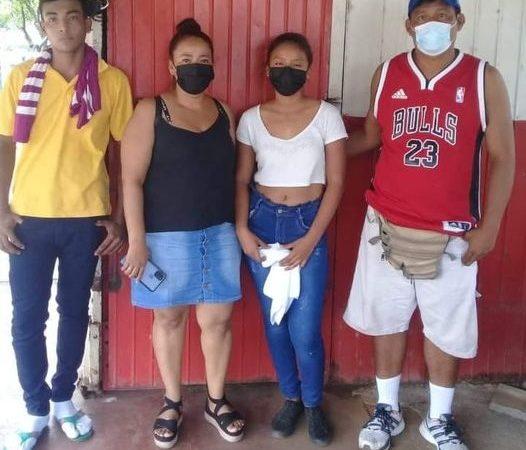 Encuentran adolescente desaparecida en Managua Managua. Radio La Primerísima