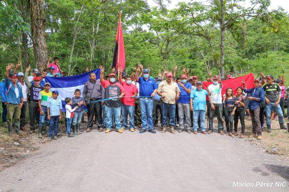 Mejoran camino productivo en Siuna Managua. Radio La Primerísima