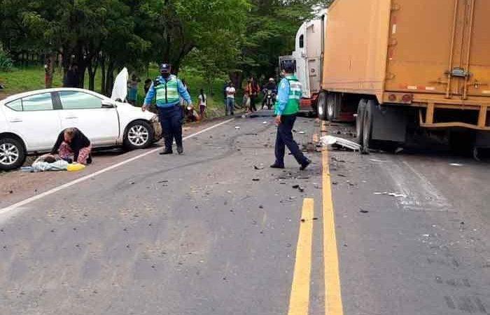 Reportan menos accidentes de tránsito, pero más fallecidos Managua. Radio La Primerísima