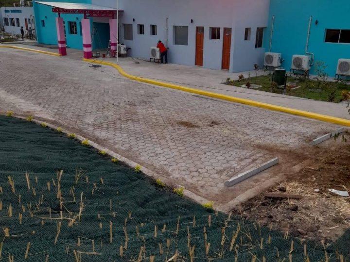 Listo el Hospital Primario en Mina El Limón, Larreynaga