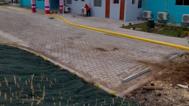 Listo el Hospital Primario en Mina El Limón, Larreynaga Managua. Radio La Primerísima