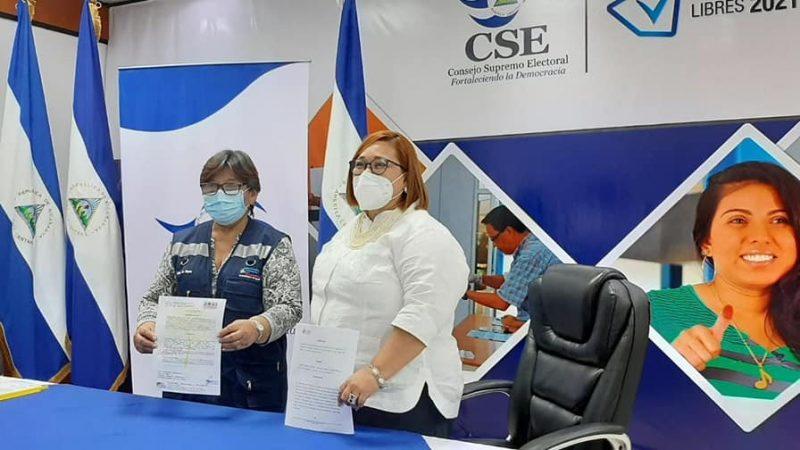 Presentan protocolo sanitario que regirá durante la campaña electoral Managua. Radio La Primerísima