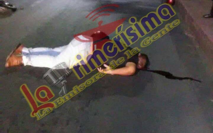 Motociclista muere al impactar contra cuneta en Managua Managua. Radio La Primerísima