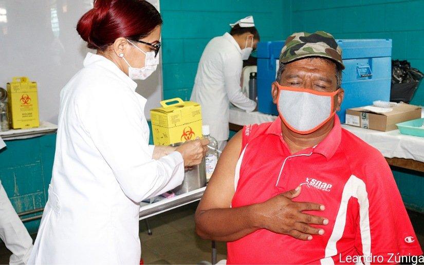 Avanza vacunación de segunda dosis con Sputnik V Managua. Radio La Primerísima