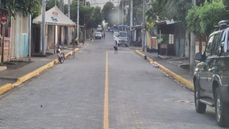 Inaugurarán 28 calles en Masaya y Ciudad Sandino Managua. Radio La Primerísima