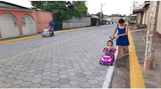 Construyen y mejoran calles en León, Juigalpa y Condega Managua. Radio La Primerísima