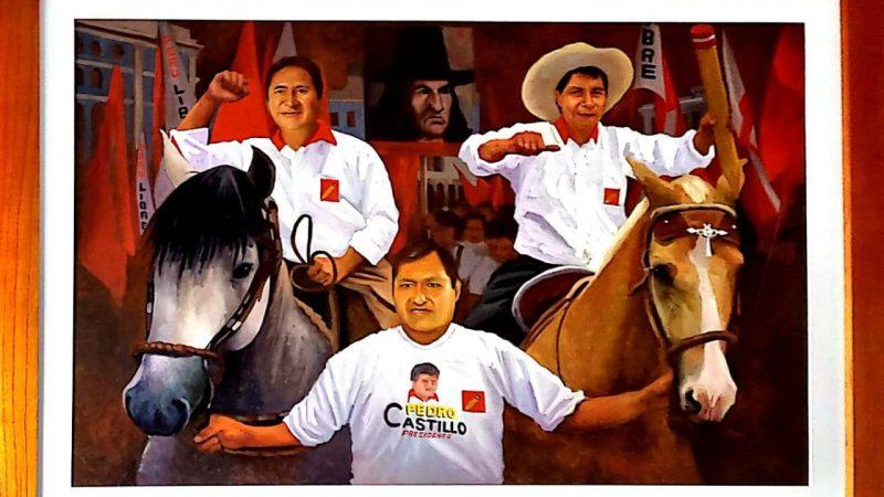 Guerra de guerrillas contra Cerrón y Perú Libre Por César Zelada | La Abeja obrera