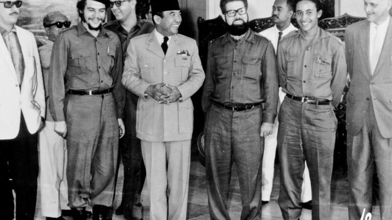 América desde el balcón afroasiático Por Ernesto Che Guevara (*) | Publicado en la revista Humanismo, septiembre-octubre de 1959
