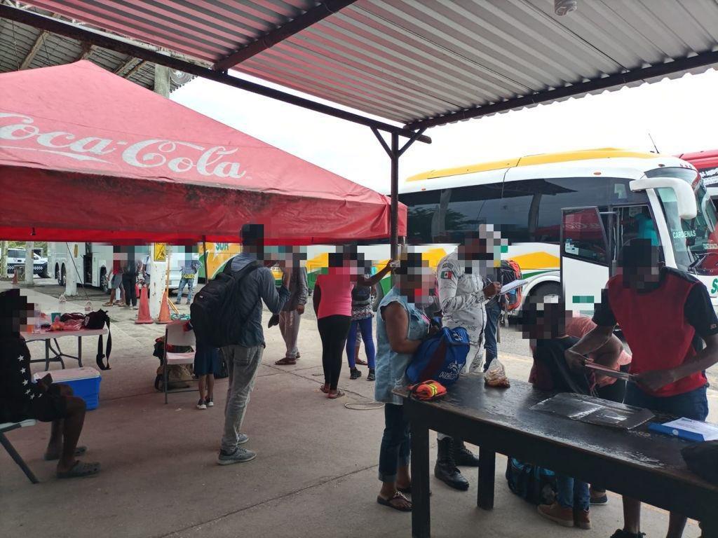 Retienen a 71 migrantes en el estado mexicano de Veracruz Ciudad de México. Telesur