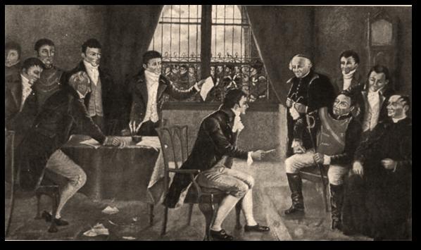 La independencia que dejó una nación dividida Por Edgar Palazio Galo