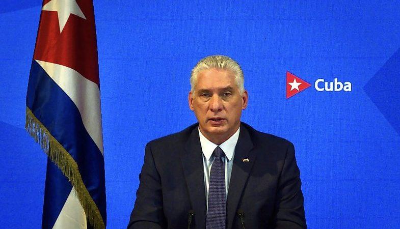 Las campanas siguen doblando por los que mueren de hambre Por Miguel Díaz-Canel Bermúdez | Diario Granma, Cuba