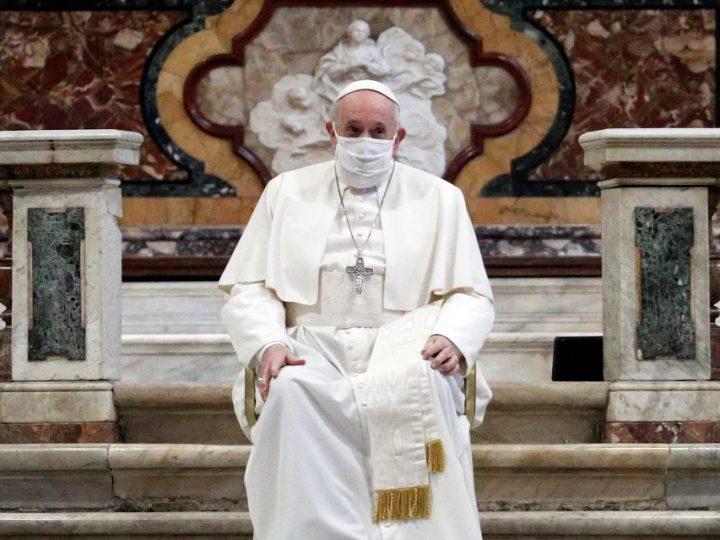 El Vaticano exigirá un certificado sanitario del covid-19