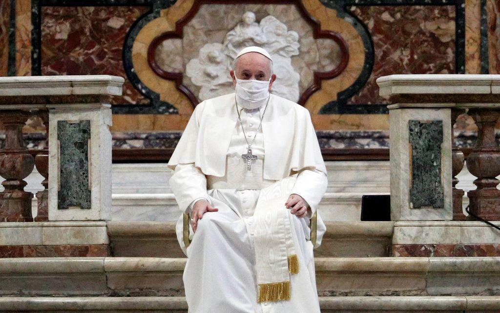 El Vaticano exigirá un certificado sanitario del covid-19 Agence France-Presse (AFP)