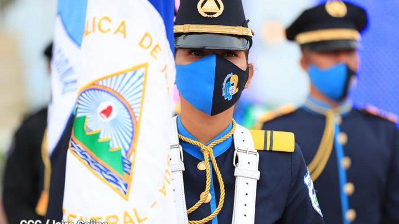 «Cuando hay fortaleza y fe, ¿quién dijo miedo?» Managua. Wiston López. Radio La Primerísima