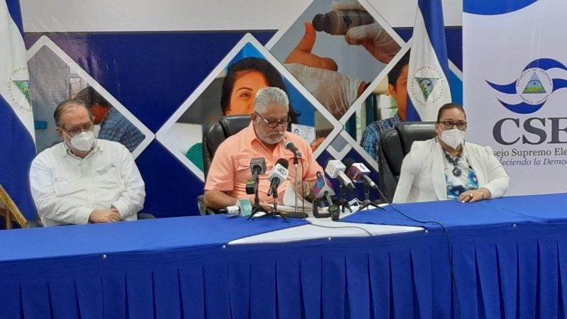Alianzas y partidos políticos recibirán padrón electoral definitivo Managua. Por Jaime Mejía/Radio La Primerísima