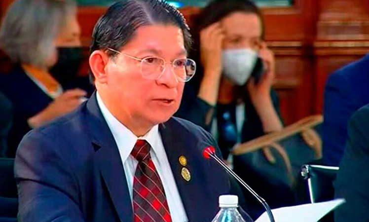 Nicaragua condena bloqueo a Cuba en Cumbre de CELAC Ciudad de México. Prensa Latina