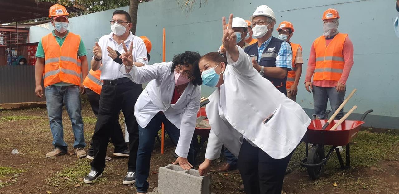 Remodelarán Centro Nacional de Dermatología Managua. Por Jaime Mejía/Radio La Primerísima