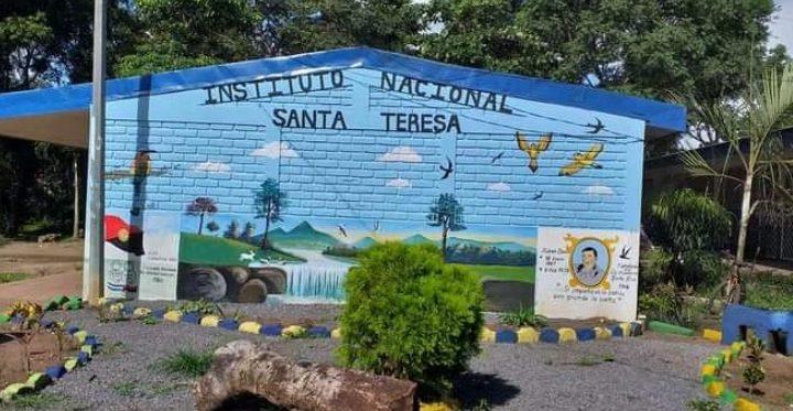 Inauguran Instituto Nacional de Santa Teresa