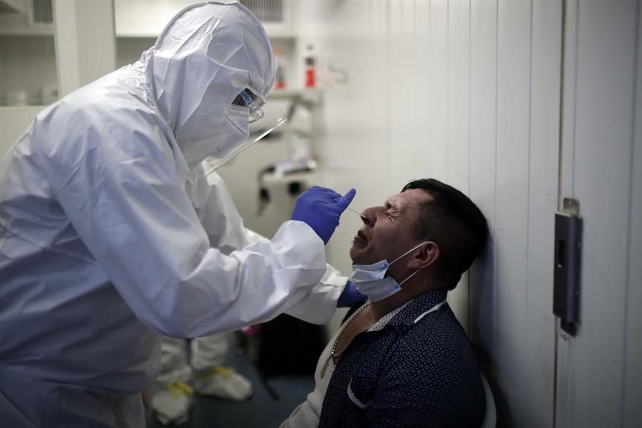 Ligero incremento en casos de Covid-19 Managua. Radio La Primerísima