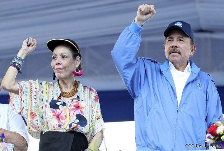 Daniel y Rosario saludan triunfo del Partido Rusia Unida en elecciones