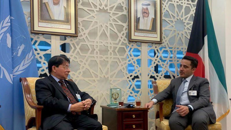 Nicaragua afianza lazos de cooperación con Kuwait y Nigeria Managua. Radio La Primerísima