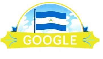 Google dedica 'doodle' a independencia de Nicaragua Managua. Agencias
