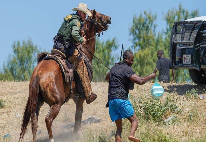 Investigan salvajismo de agentes contra haitianos en EEUU