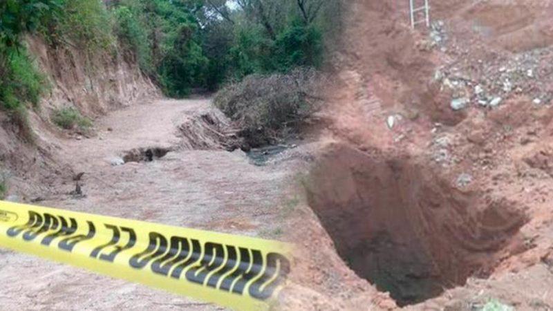 Joven se desnuca al caer en un agujero en Malacatoya Managua. Por Jerson Dumas/Radio La Primerísima