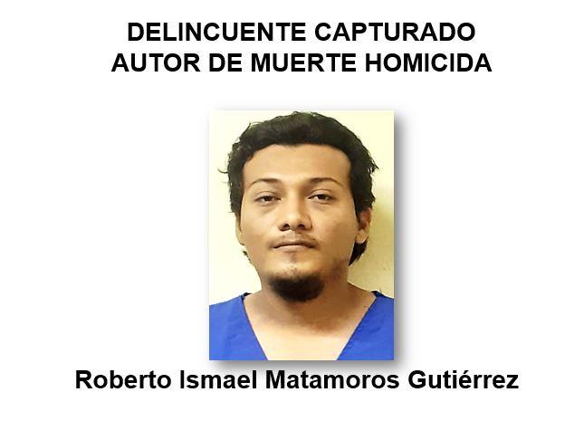 Capturan a sujeto que mató a joven e hirió a su mamá Managua. Radio La Primerísima
