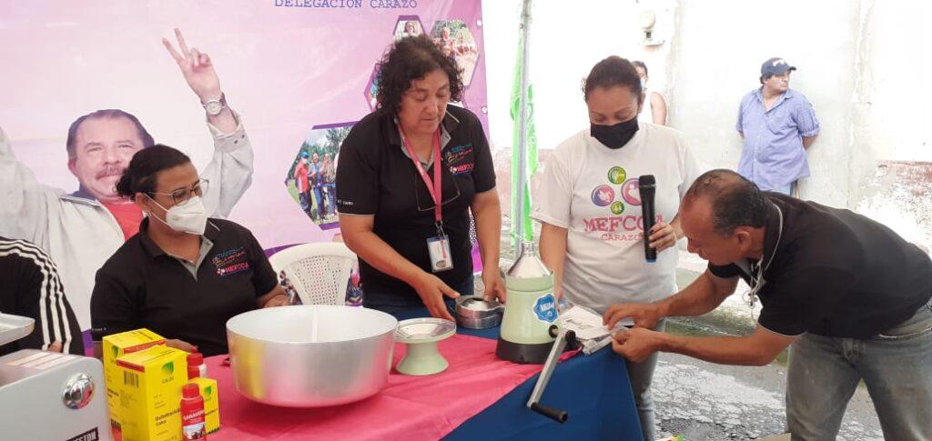 Equipan a productores caraceños para procesar lácteos y carne Managua. Radio La Primerísima
