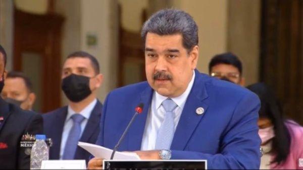 Presidente Maduro exige poner fin al acoso contra Nicaragua Ciudad de México. Agencias