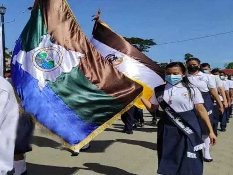 Celebran fiestas patrias en Triángulo Minero Managua. Radio La Primerísima