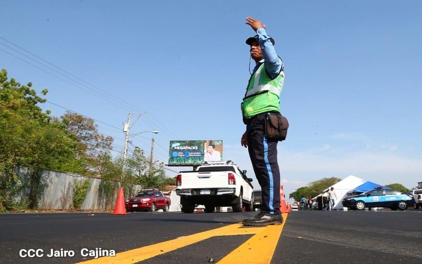 Policía reporta tres fallecidos en accidentes de tránsito Managua. Radio La Primerísima