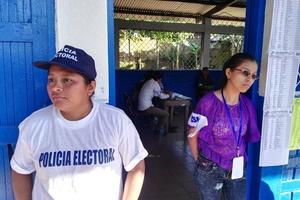 Gobernación convoca a inscripción de policías electorales Managua. Radio La Primerísima