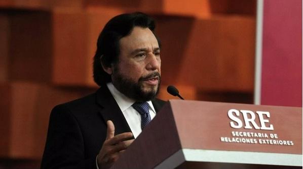"""Vicepresidente salvadoreño califica de """"faccioso"""" mandato de Almagro Ciudad de México. Sputnik"""