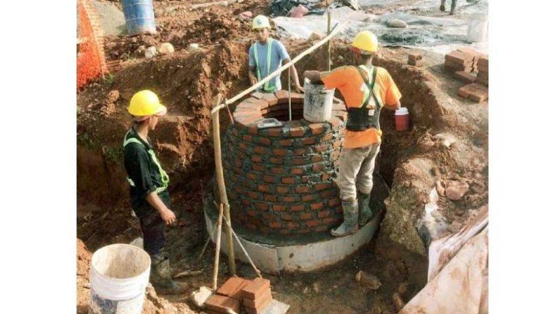 Avanzan obras de saneamiento en El Rama y La Esperanza Managua. Radio La Primerísima