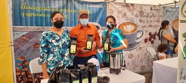 Realizan Expocafé en Jinotega